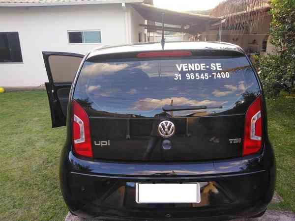 Volkswagen Up! Move 1.0 Tsi Total Flex 12v 5p 2016 R$ 40.500,00 MG VRUM