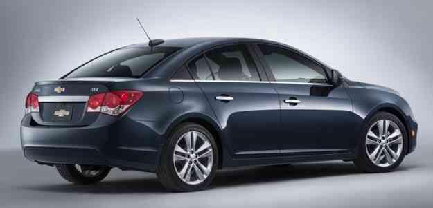Visual aproxima o carro do novo Impala e do Malibu  - Divulgação