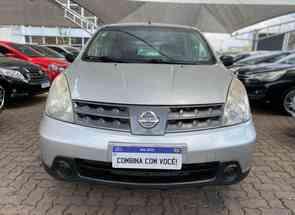 Nissan Livina S 1.8 16v Flex Fuel Aut. em Brasília/Plano Piloto, DF valor de R$ 31.900,00 no Vrum