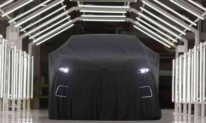 A Renault ainda faz segredo do Captur 2022, que tem lançamento previsto para julho(foto: Renault/Divulgação)