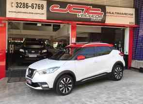 Nissan Kicks Sv 1.6 16v Flexstar 5p Aut. em Belo Horizonte, MG valor de R$ 74.900,00 no Vrum
