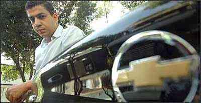 Márcio reclama de defeitos e atendimento em revendas Chevrolet - Jackson Romanelli/EM - 14/4/08