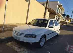 Volkswagen Gol City (trend)/Titan 1.0 T. Flex 8v 4p em Prudentópolis, PR valor de R$ 16.900,00 no Vrum