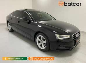 Audi A5 Sportb. 2.0 16v Tfsi Quat. S-tronic em Brasília/Plano Piloto, DF valor de R$ 70.000,00 no Vrum