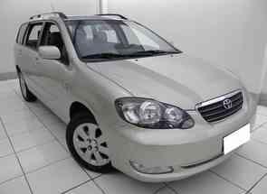 Toyota Corolla Fielder Sw 1.8/1.8 Xei Flex Aut. em São Paulo, SP valor de R$ 20.000,00 no Vrum