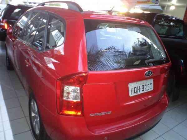 Kia Motors Carens Ex 2.0 16v  Aut