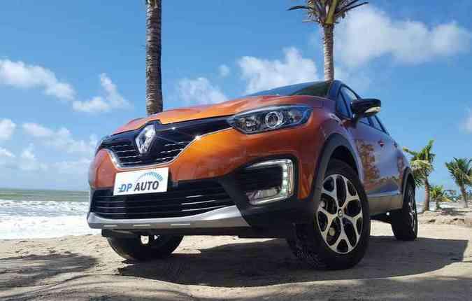 Com a nova motorização, o utilitário parte dos $78.900(foto: Bruno Vasconcelos/DP)