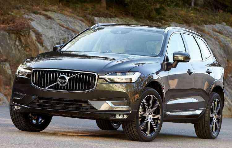 XC60 também está na nova tabela de preços - Volvo/Divulgacao