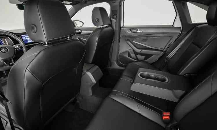 A Volkswagen afirma que o modelo agora tem espaço interno ainda maior e mais confortável - Pedro Danthas/Volkswagen/Divulgação