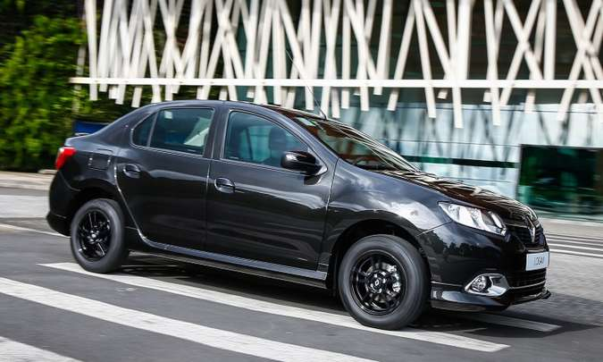 Renault Logan(foto: Rodolfo Buhrer/Renault/Divulgação)