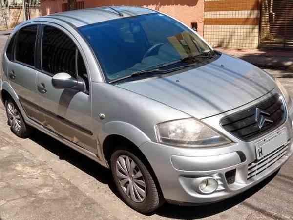 Citroën C3 Exclusive 1.4 Flex 8v 5p 2011 R$ 16.500,00 MG VRUM