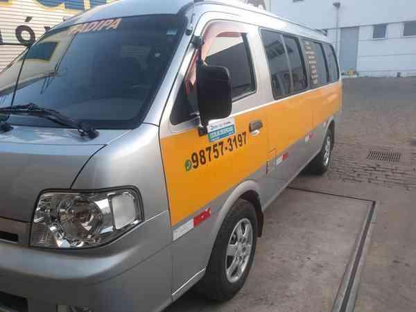 Kia Motors Besta Gs Grand 3.0 8v 16l Diesel 2005 R$ 40.000,00 MG VRUM