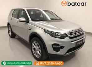 Land Rover Discovery Sport Hse 2.0 4x4 Aut. em Brasília/Plano Piloto, DF valor de R$ 152.000,00 no Vrum