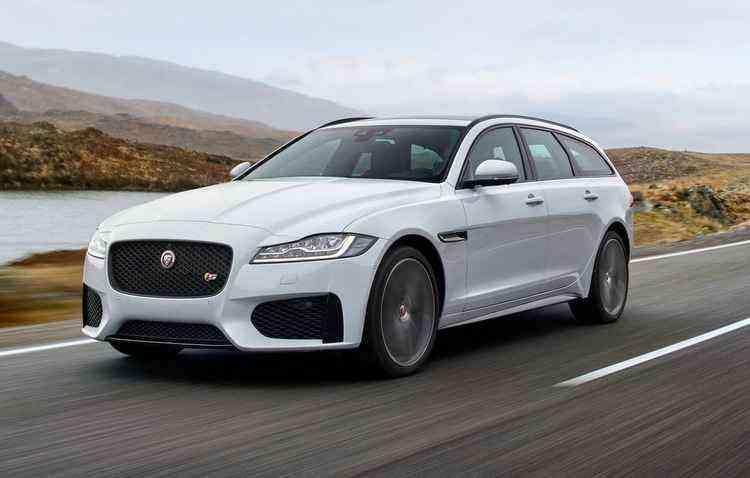 Jaguar / Divulgacao