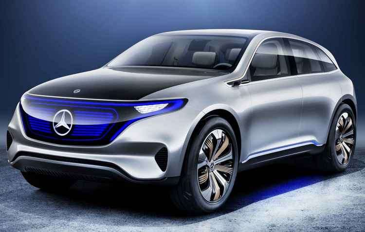 Mercedes-Benz EQ  - Daimler AG - Global Communicatio