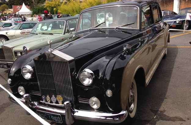 Rolls-Royce Phantom V 1960, pura nobreza britânica - Boris Feldman/EM/D. A Press