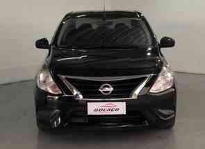 Nissan Versa S 1.6 16v Flexstart 4p Mec. em Belo Horizonte, MG valor de R$ 42.900,00 no Vrum