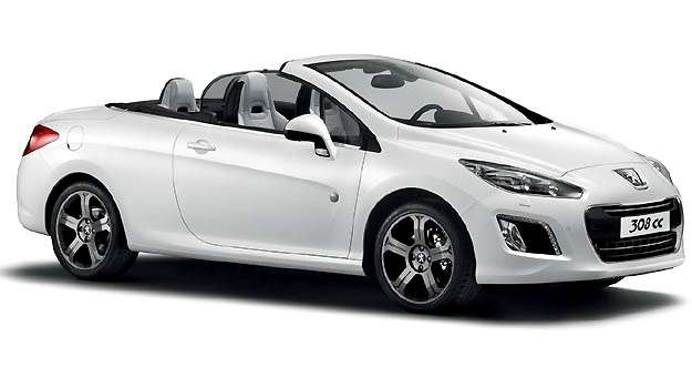 Peugeot 308 CC conta com eficiente motor 1.6 turbo - Peugeot/Divulgação
