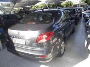 Peugeot 207 Sedan Passion Xr 1.4 Flex 8v 4p