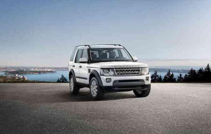 Discovery RAW(foto: Land Rover/ Divulgação)