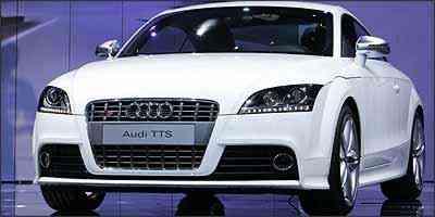 Audi TT-S - Stan Honda/AFP - 01/2008