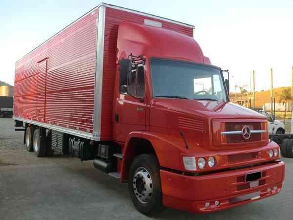 Mercedes-benz L-1620 3-eixos 2p (diesel) 2012 R$ 125,00 MG VRUM