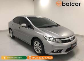 Honda Civic Sedan Lxr 2.0 Flexone 16v Aut. 4p em Brasília/Plano Piloto, DF valor de R$ 56.500,00 no Vrum