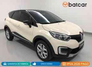 Renault Captur Zen 1.6 16v Flex 5p Aut. em Brasília/Plano Piloto, DF valor de R$ 64.500,00 no Vrum
