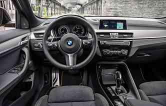 Novidade possui duas opções de motorização(foto: BMW / Divulgação)