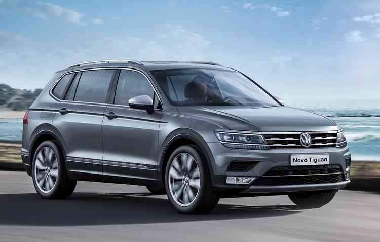 Modelo faz parte de uma ofensiva da marca de trazer cinco utilitários para o Brasil. Foto: Volkswagen / Divulgação -