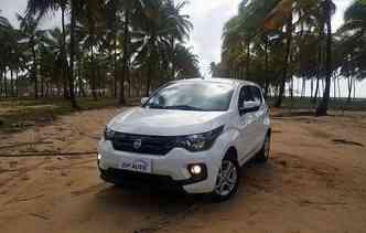 Segundo dados da montadora, o veículo possui um consumo de 16,1 km/l em rodovias. Foto: Bruno Vasconcelos / DP