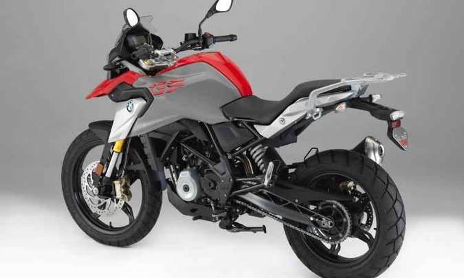 O motor com 313cm³ fornece 34cv(foto: BMW/Divulgação)