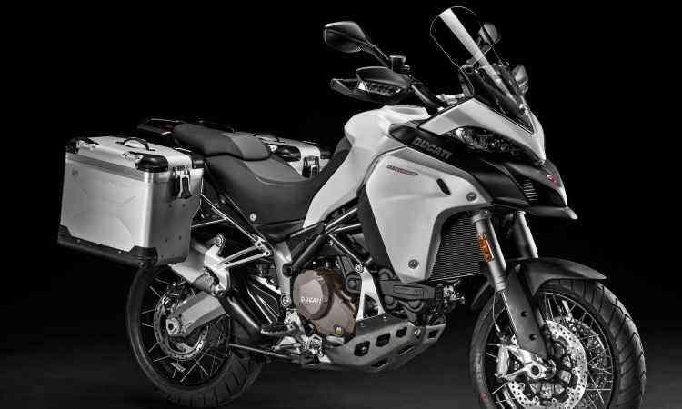 Em 2009, o modelo foi eleito como o mais belo no Salão Internacional de Milão, na Itália - Ducati/Divulgação