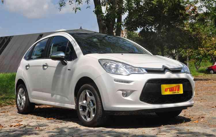 Lançado no Brasil desde 2003, o carro é a pedida quando a proposta é um design elegante e motorização que não deixa a desejar. FOTO: Citroën/Divulgação - Citroën/Divulgação