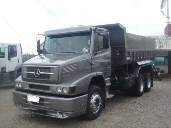 Mercedes-benz L-1620 3-eixos 2p (diesel) 2012 R$ 124,00 MG VRUM