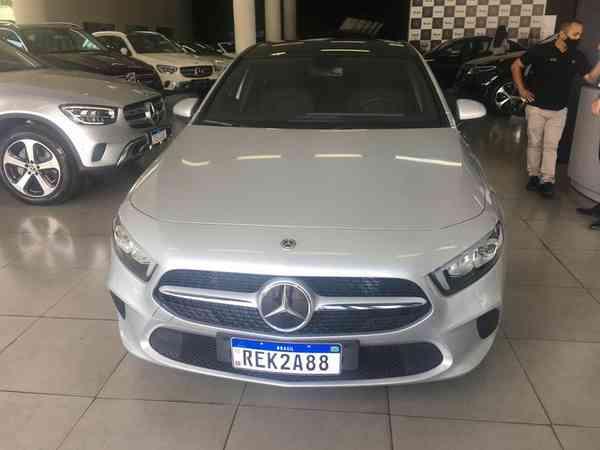 Mercedes-benz a 200 1.3 Tb Advance Aut.