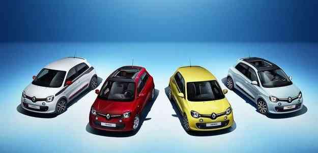 Modelo esbanja personalidade ao oferecer quatro cores vibrantes de carroceria - Renault/divulgação