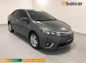 Toyota Corolla Gli 1.8 Flex 16v Aut. em Brasília/Plano Piloto, DF valor de R$ 61.000,00 no Vrum