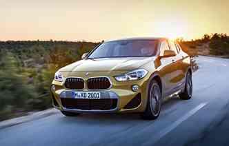 Versão conceito foi apresentada em Paris(foto: BMW / Divulgação)
