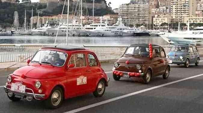 Criado por Dante Giacosa, o Cinquecento era visto como um carro barato e prático