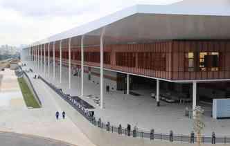 São esperadas mais de 700 mil pessoas durante os dez dias do Salão Internacional do Automóvel de São Paulo. Foto: São Paulo Expo / Divulgação