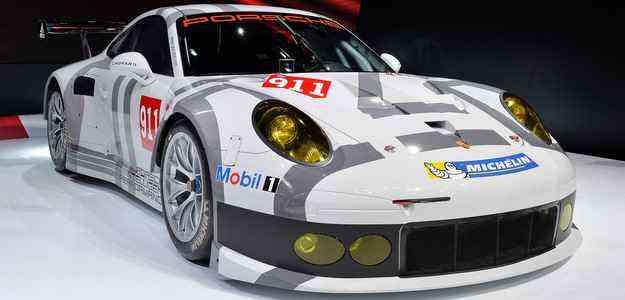 Porsche 911 RSR chega à sua sétima geração  - Newspress/divulgação