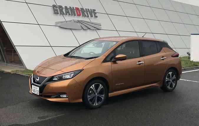 Destaque entre os elétricos, o Nissan Leaf levou o prêmio
