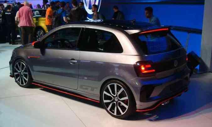 Volkswagen Gol GT Concept(foto: Bruno Freitas/EM/D.A Press)