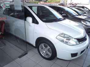 Nissan Tiida S 1.8/1.8 Flex 16v  Mec.
