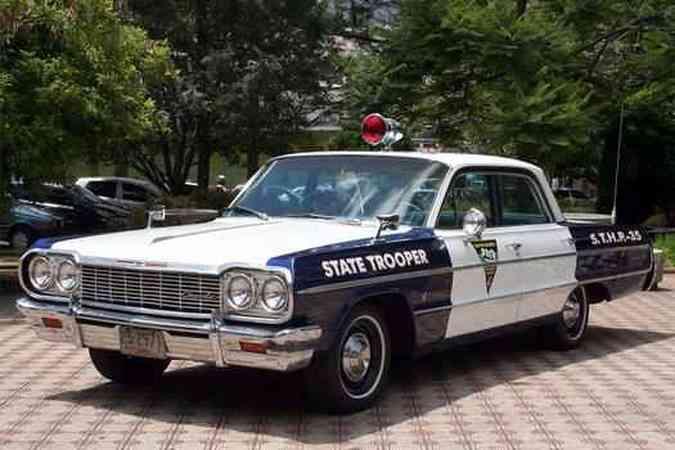 Chevrolet Impala 1964 - Grande porrete ianqueMarlos Ney Vidal/EM - 16/11/06