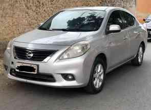 Nissan Versa Sv 1.6 16v Flex Fuel 4p Mec. em Belo Horizonte, MG valor de R$ 29.900,00 no Vrum
