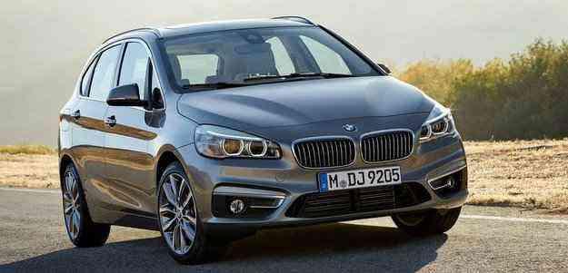 Modelo mede com 4,34 metros de comprimento - BMW/divulgação