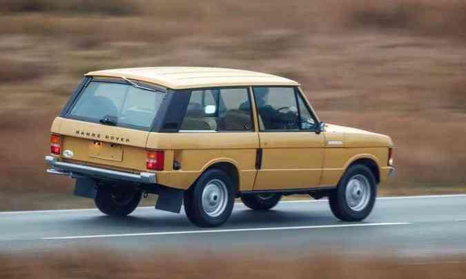 (foto: Nick Dimbleby/Land Rover/Divulgação)