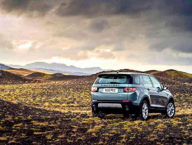 (foto: Land Rover/Divulgação)